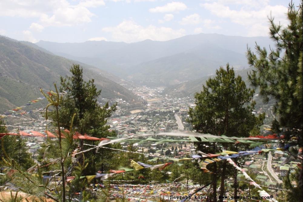 Thimpu city