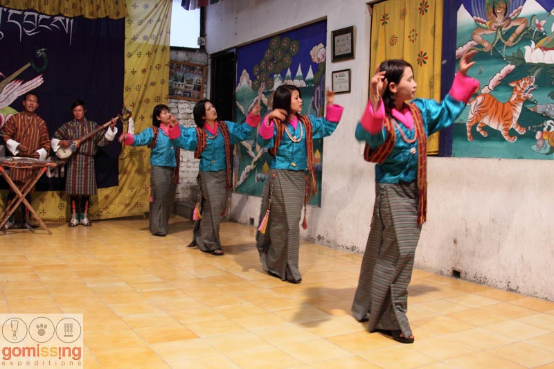 joenpa legso bhutan traditional dance
