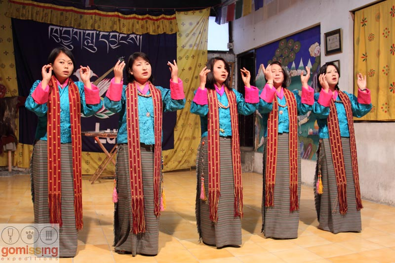 zhungdra bhutan traditional dances