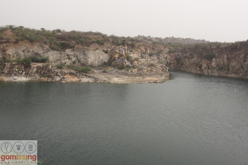 CITM lake close to Bhardwaj lake