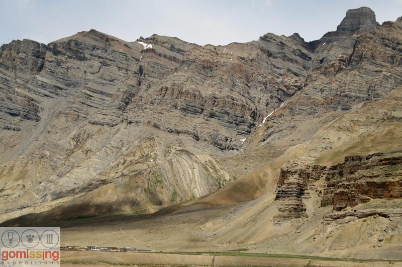 Quaint villages in Spiti