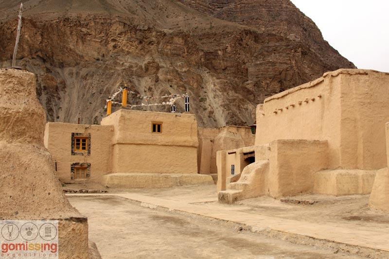 Tabo monastery - Spiti