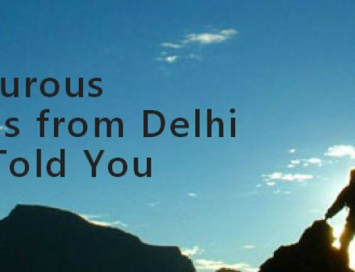 8 Adventurous Weekends from Delhi No One Told You About