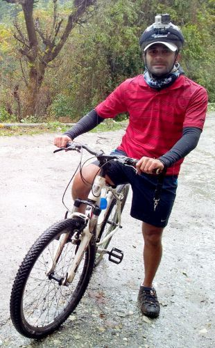 Mountain Biking Tours in India - GoMissing
