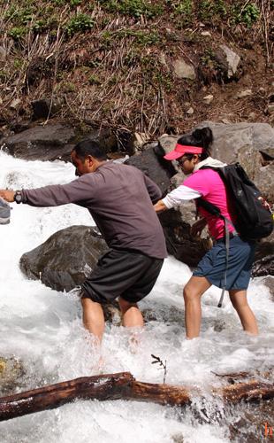 Trekking trips - GoMissing