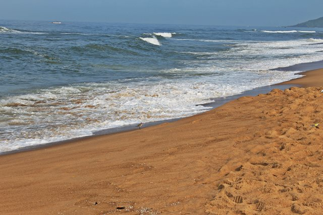 Calangute beach - Goa