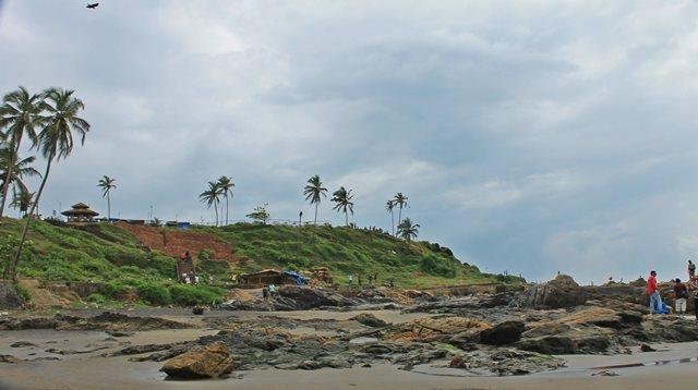 Vagator beach - Goa