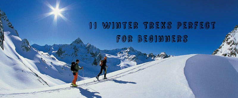 Winter treks