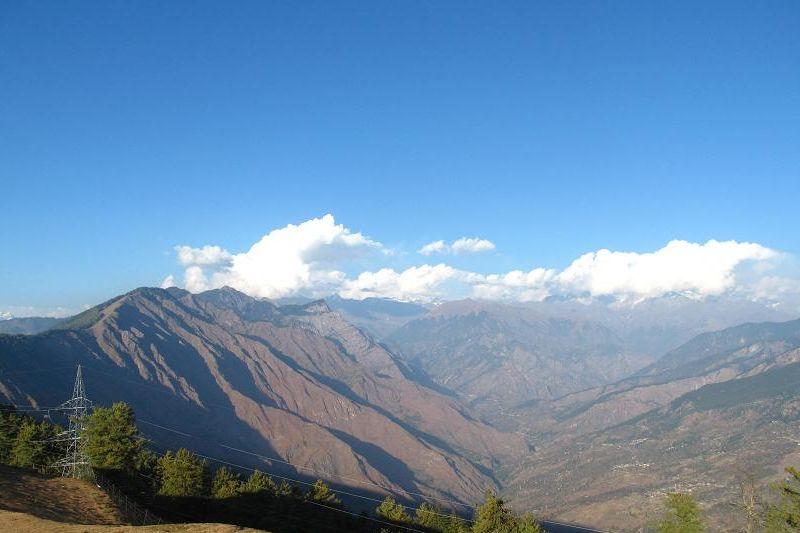 Bijli-Mahadev Views
