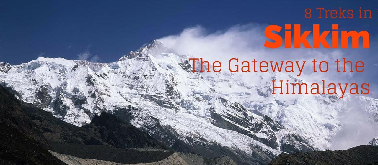 8 Treks in Sikkim