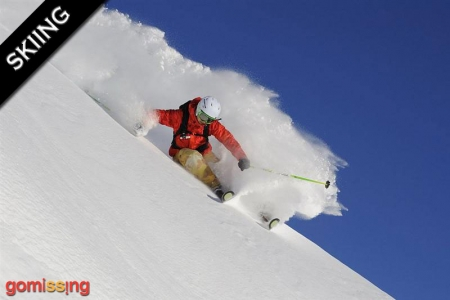 Back Country Skiing Gulmarg