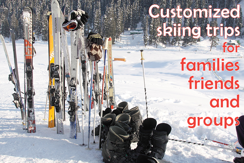 Customized Skiing Trip Gulmarg
