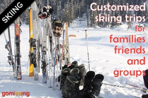 Customized Skiing trips to Gulmarg