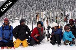 Family Skiing Trips Gulmarg