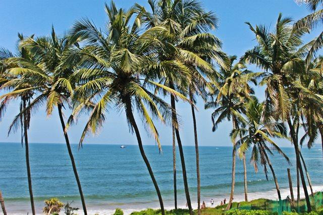 Sinquerim beach - Goa