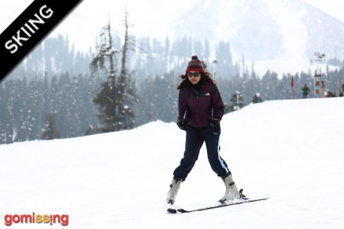 Skiing in Gulmarg 7 days
