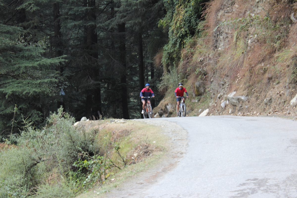 Cycling Manali to Shimla