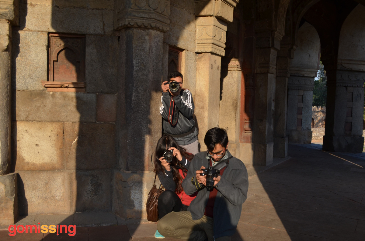 Humayun Tomb Photowalk