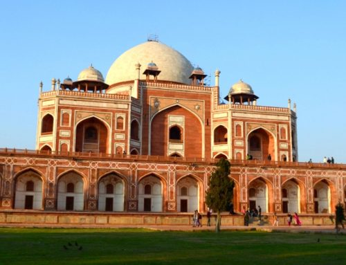 A Photowalk to Humayun's Tomb