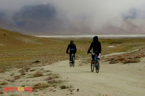 Manali Leh MTB expedition - Off road section