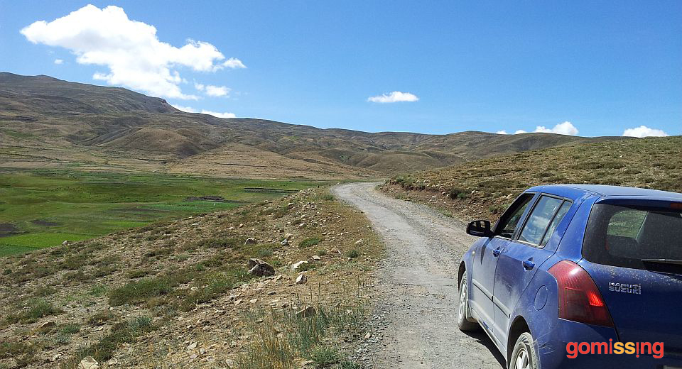 Spiti road trip