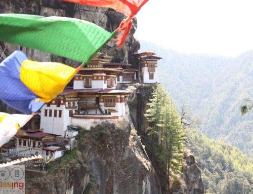 Takhsang Lakhang (Tiger's Nest Monastery)