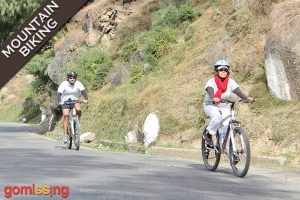 Tirthan Valley Jalori Pass cycling expedition