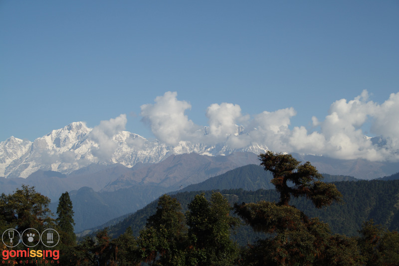 Views on Chandrashila Trek