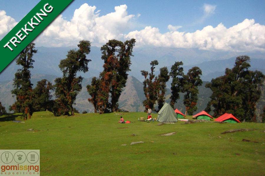 Trek to Chandrashila Peak