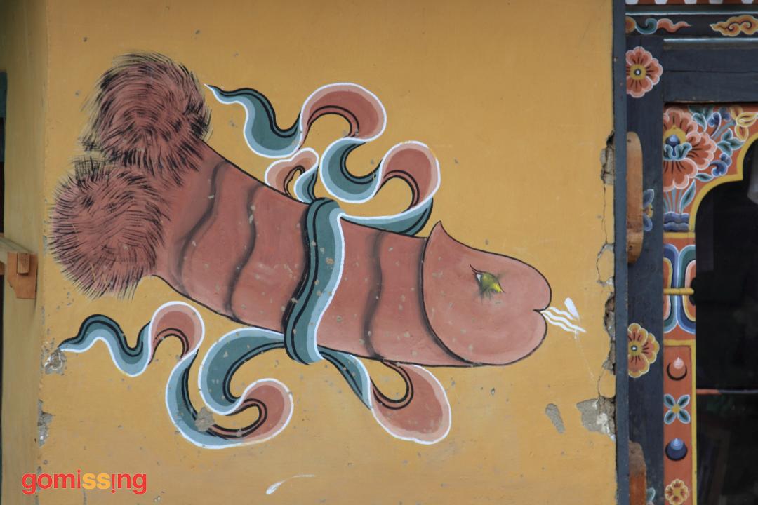 Lama Drukpa Kunley's symbol