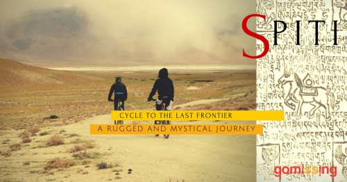 spiti - off beat cycling