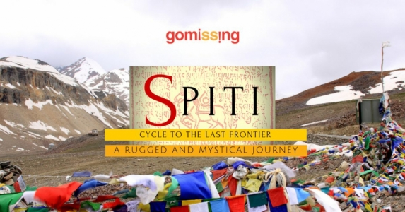 spiti - prayer flags
