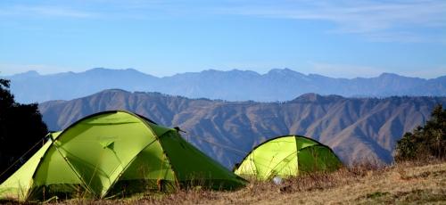 Nag-Tibba-camp