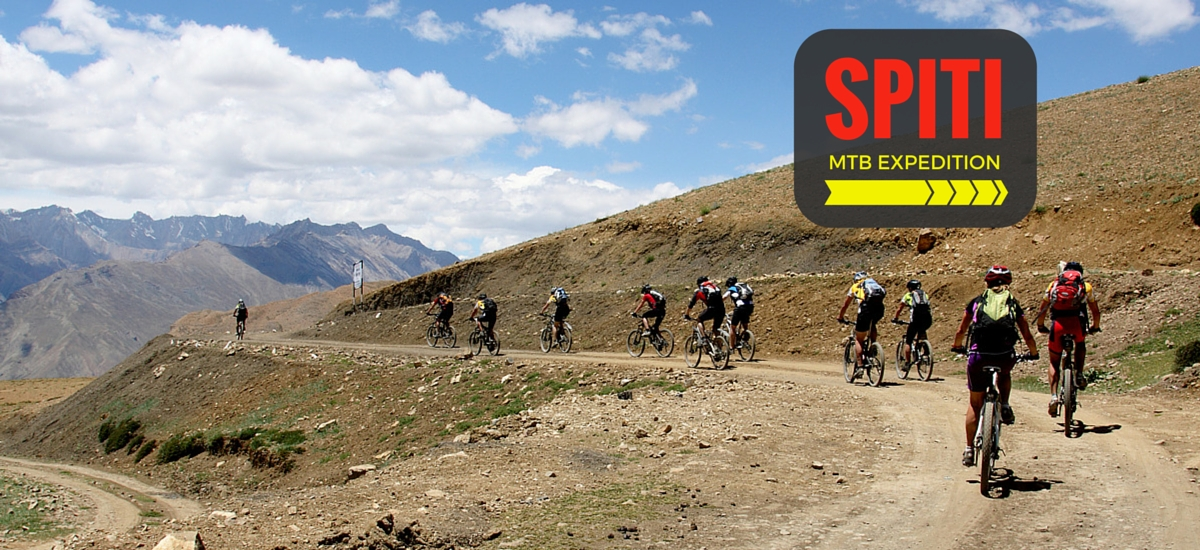 Spiti Cycling expedition