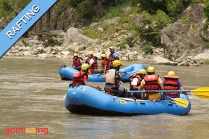 Tons river rafting trip