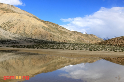Dhankar lake - Spiti valley