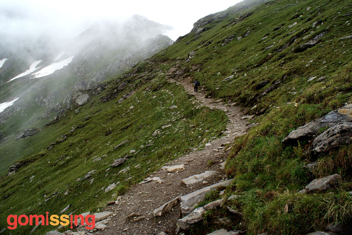 The Rupin Supin trekking trail