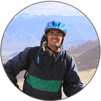Saurabh Kapur - GoMissing Expeditions