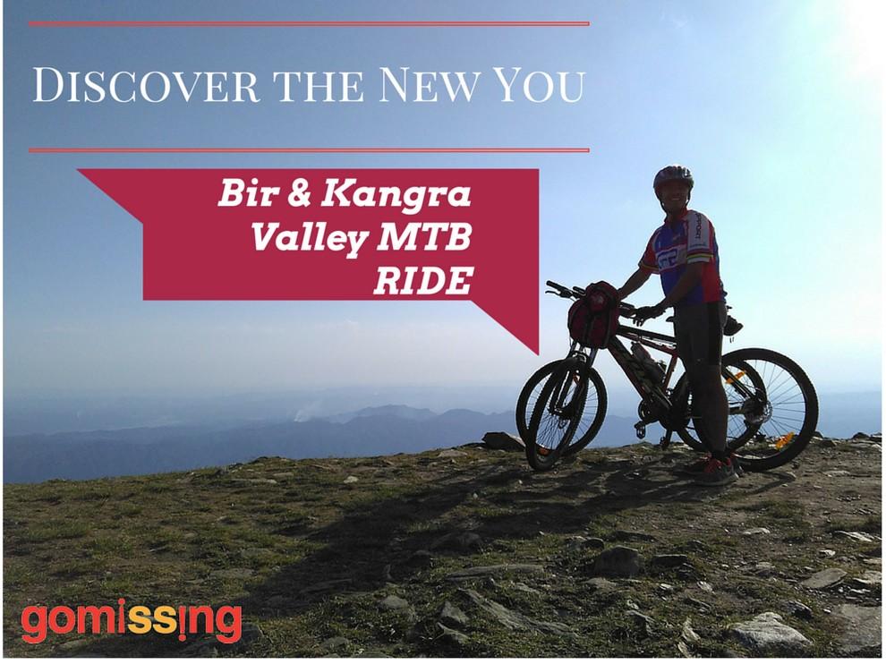 Bir and Kangra valley cycling tour
