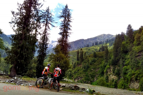 Manali to Solang and back