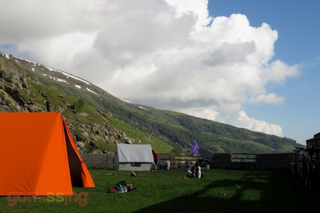 Marhi Campsite - Manali Leh MTB