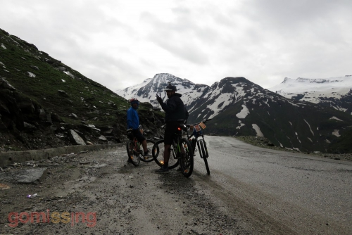 Cycling from Marhi to Keylong