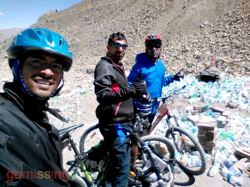 Ghost of Gata loops - Manali Leh Cycling