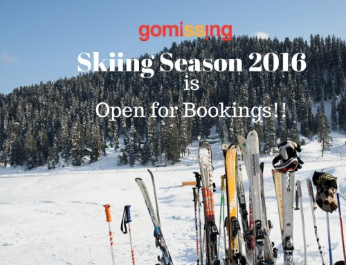 Skiing Season is about to begin! Don't miss out!