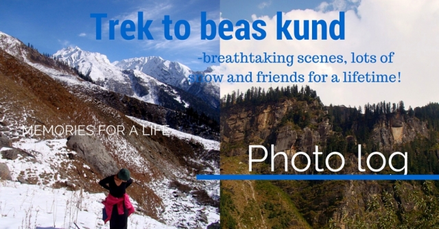 GoMissing Trek to Beas Kund