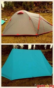 go missing tents in solang