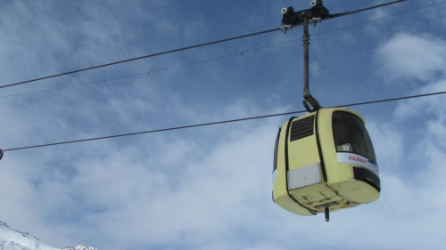 Gulmarg Gondola - Skiing in Gulmarg