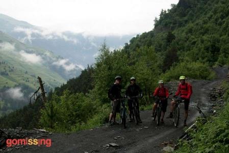 Cycling in Georgia