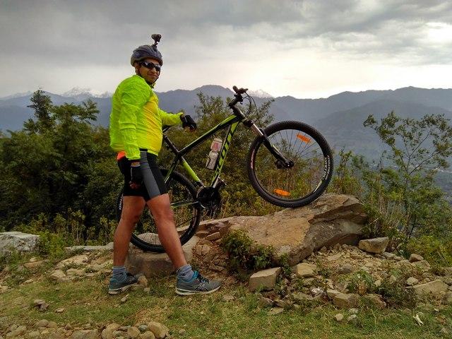 Manali Leh Mountain Biking Expedition