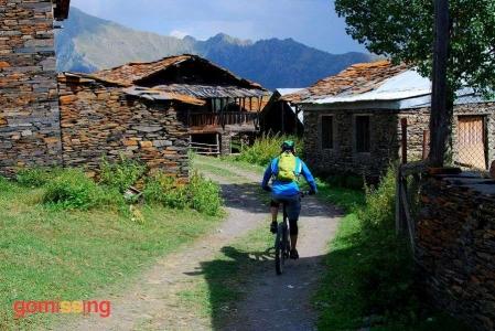 Georgia mountain cycling trip